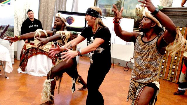 Are You My Zulu Dancing Man?