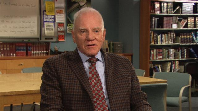Season 4 Interview: Malcom McDowell