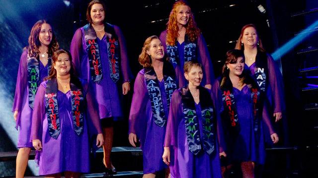 American Military Spouses Choir Live, Week 3