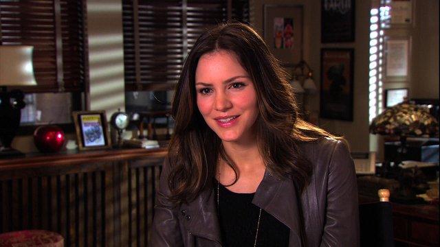 Season 2 Interview: Katharine McPhee