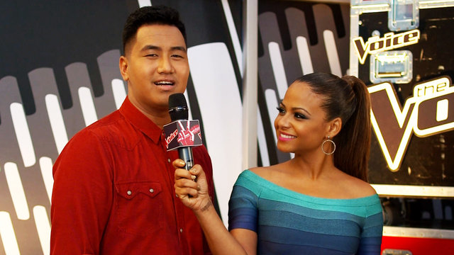 After the Blind Audition: JR Aquino