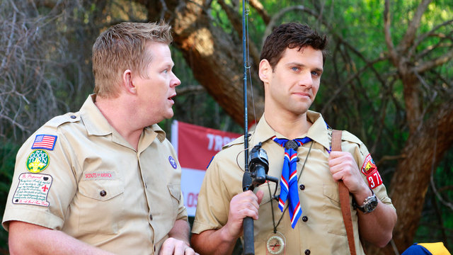 About a Boy Scout