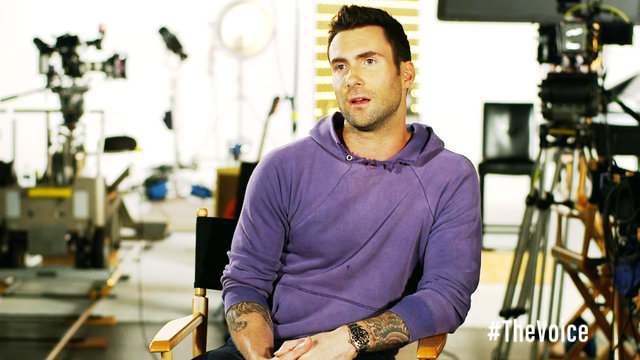 Before the Blinds: Adam Levine