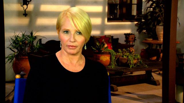 Finale Interview: Ellen Barkin