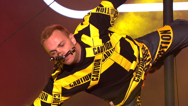 Alexandr Magala: Vegas Audition