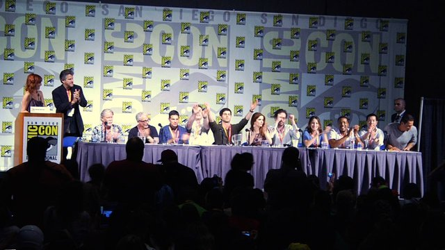 Grimm Comic-Con Panel