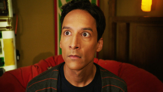 Abed's Happy Place