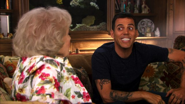 Steve O and Betty Trade War Stories