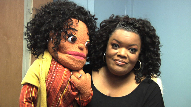Shirley the Puppet