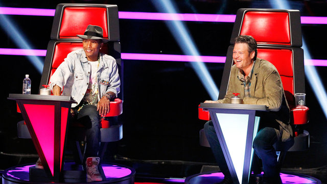 The Blind Auditions, Part 4