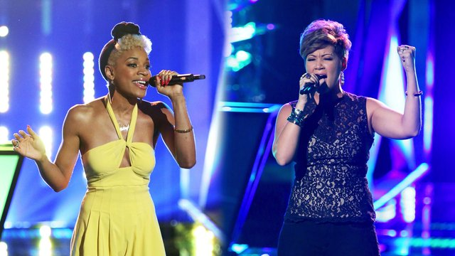Knockout: Ashley DuBose vs. Tessanne Chin