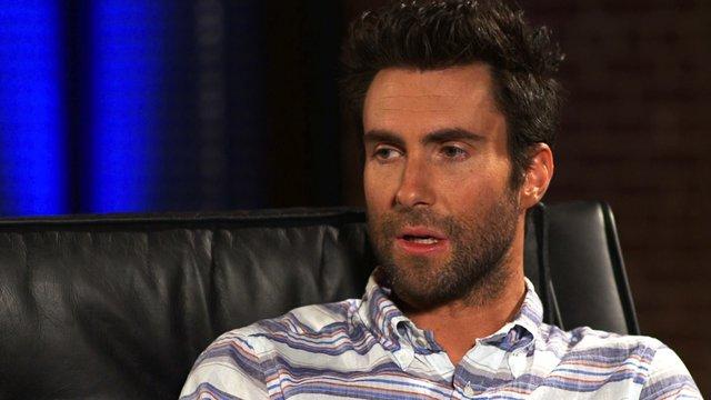 Adam Talks Hillary Scott