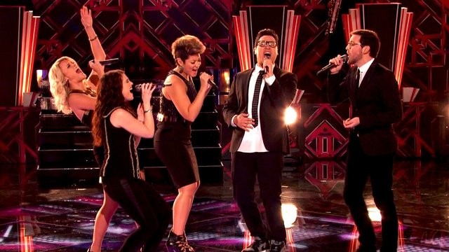 "Tessanne, James, Grey, Olivia and Preston: ""Hold On, I'm Coming"""