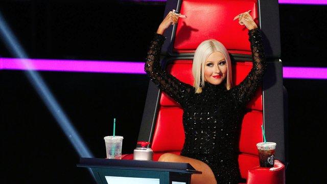 Christina Is Back