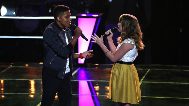 """Caroline Pennell vs. Anthony Paul: """"As Long As You Love Me"""""""