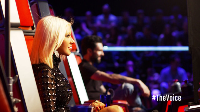 Behind the Scenes at The Voice