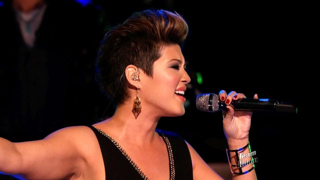 "Tessanne Chin's Encore Audition: ""Try"""