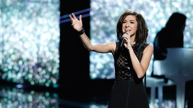 "Christina Grimmie: ""With Love"""