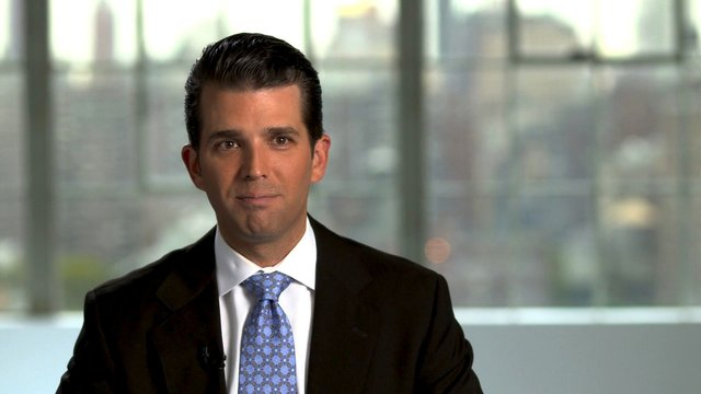 Donald Trump Jr. on the New Dynamic