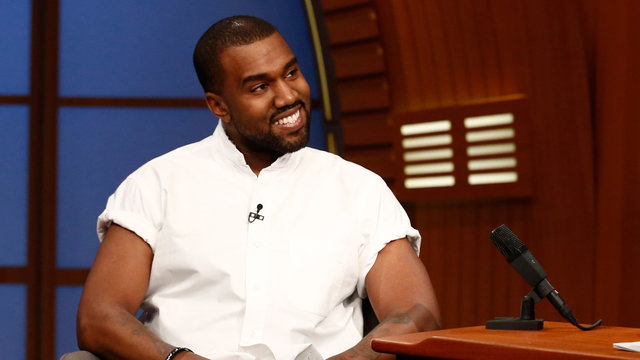 """Kanye West on Making """"Sonic Paintings"""""""