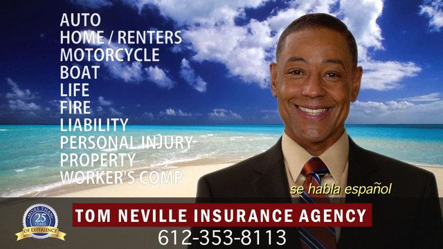 Tom Neville Insurance Agency Commercial