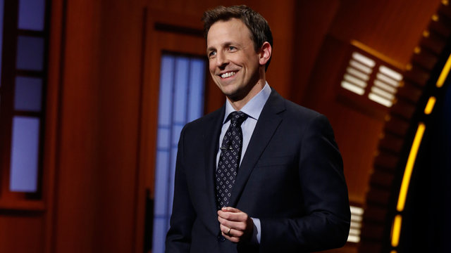 The Late Night with Seth Meyers Monologue from Friday, February 28