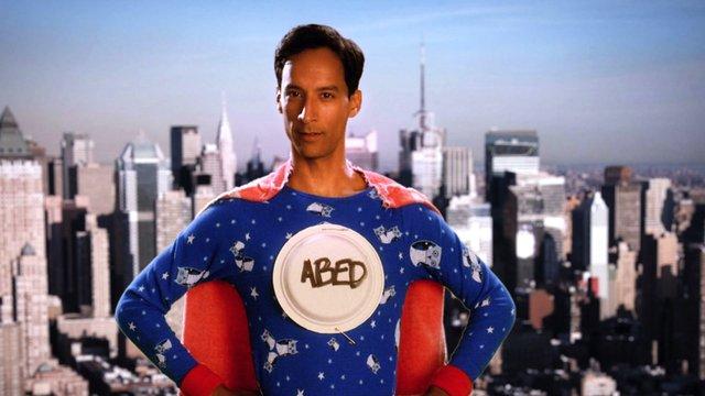 Super Jeff vs. Super Abed
