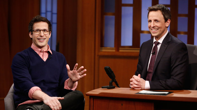 Andy Samberg Interview, Pt. 1
