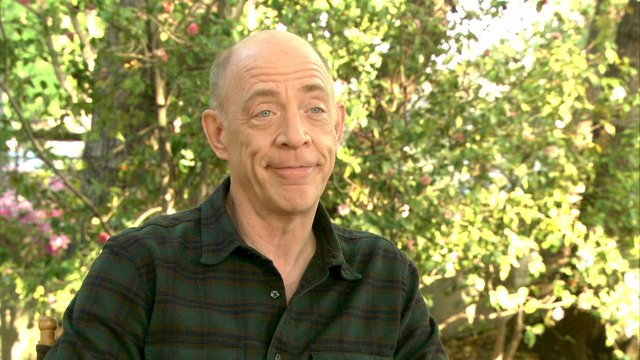 J.K. Simmons Interview