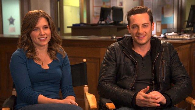 Sophia and Jesse Talk SVU Crossover