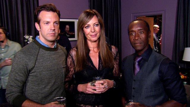 Jason, Allison and Don Talk Game Night