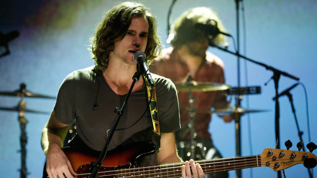 """KONGOS  Performance: """"Come with Me Now"""""""