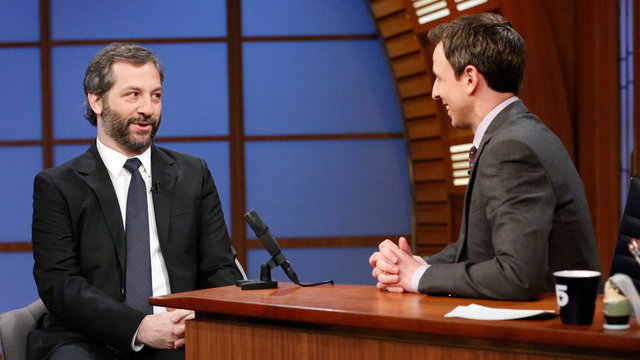 Judd Apatow Interview