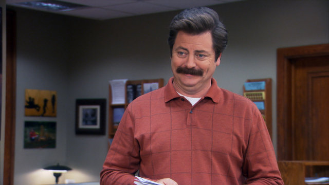 The Many Emotions of Ron Swanson: Part 2
