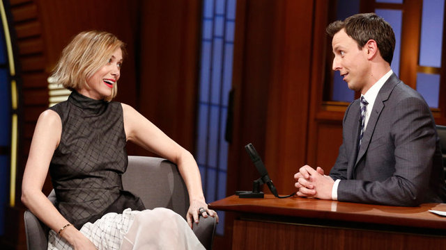 Kristen Wiig Interview