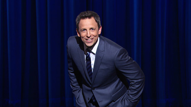 The Late Night with Seth Meyers Monologue from Tuesday, April 8