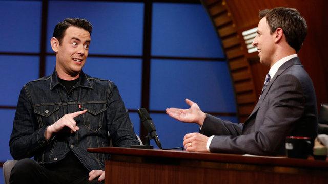 Colin Hanks Interview
