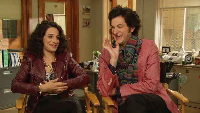 The Cast Talks Triplets