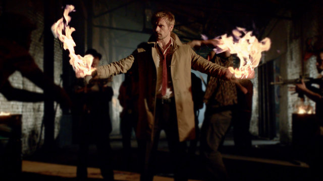 Constantine Official Trailer