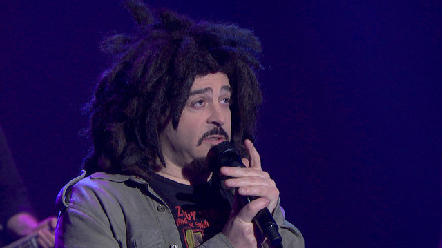 "Counting Crows Performance: ""Round Here"""