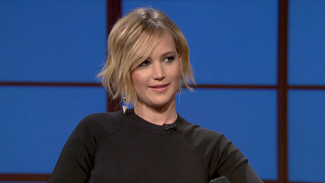 Jennifer Lawrence Reveals the Punching Game She Played on the X-Men Set