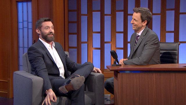 Hugh Jackman Interview, Pt. 2