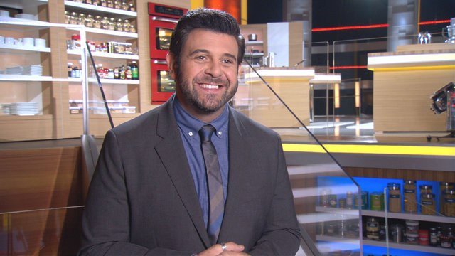 Adam Richman Interview