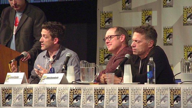 Comic-Con 2014: The Blacklist Panel