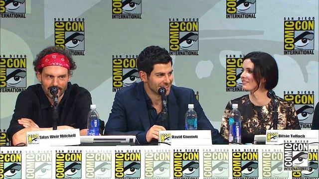 Comic-Con 2014: Grimm Panel