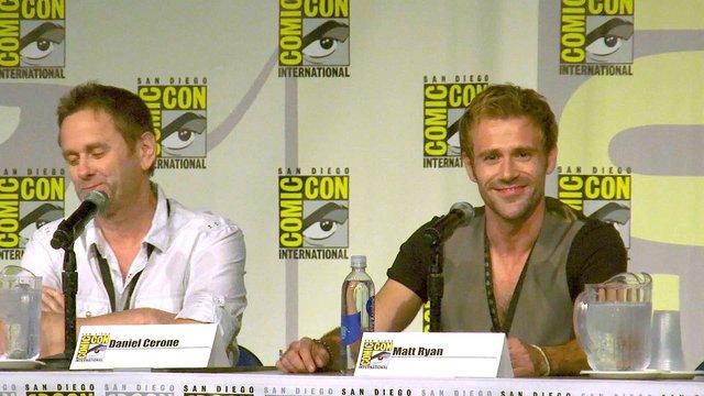Comic-Con 2014: Constantine Panel