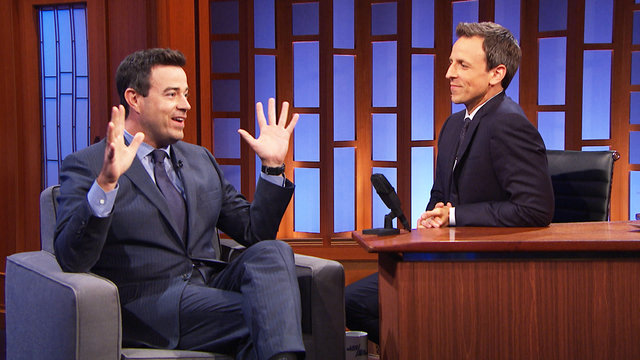 Carson Daly Interview, Pt. 1