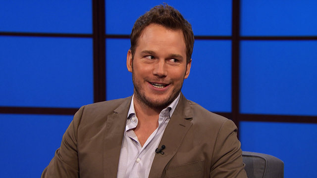 Chris Pratt Flashed His Parks & Recreation Co-Stars