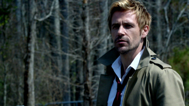 Constantine Is Coming to Fridays