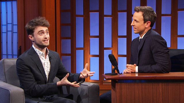 Daniel Radcliffe Interview, Part 1